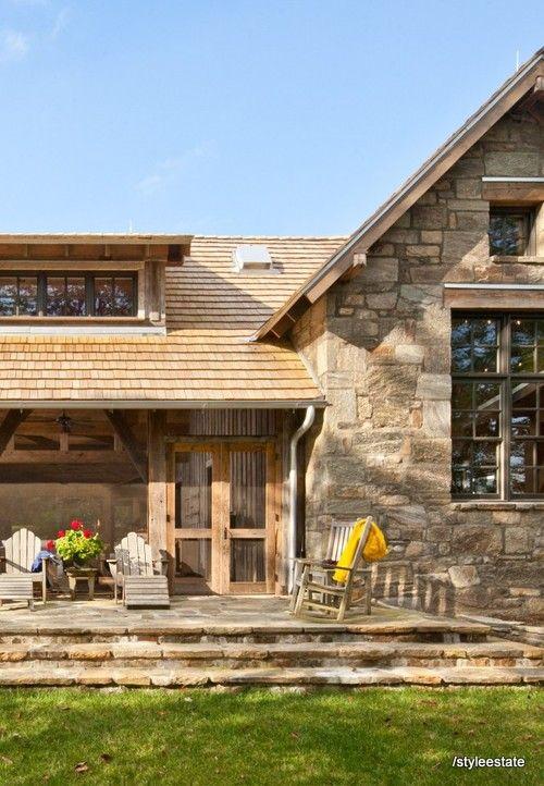 Family Lake Lodge (16 Images) - Style Estate - #AtTheLodge