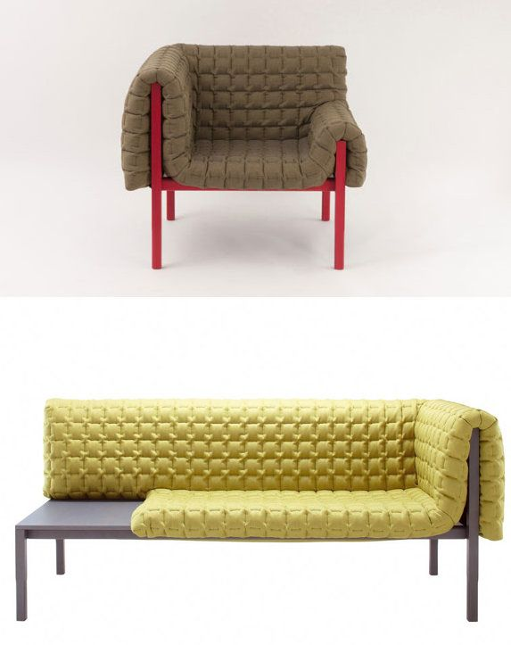 Ruché collection by Ligne Roset @Catherine Scott Roset