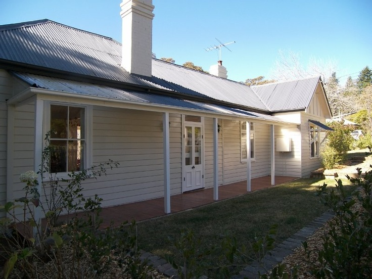 Weatherboard Cottage Build Reno Ideas Pinterest