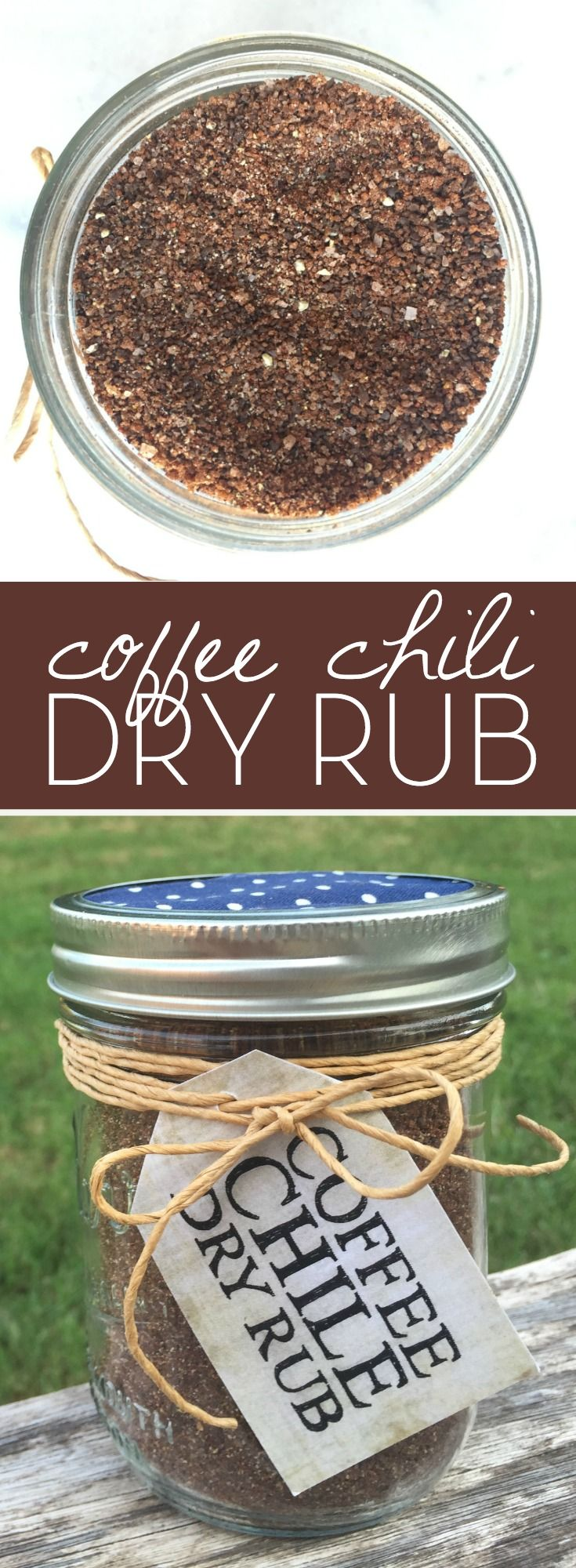 Whip up a batch of this Coffee Chili Dry Rub to help you spice up your next…