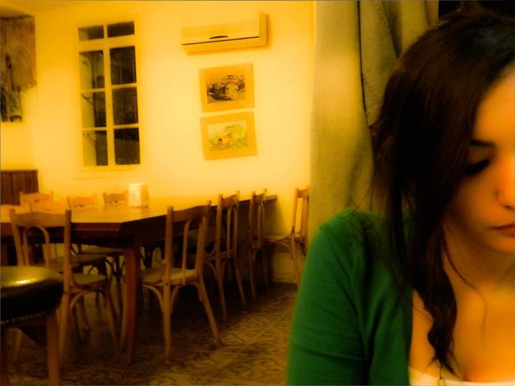 Cafe Em Nazih_Jimmayze St_Beirut