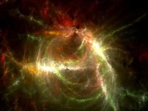 Expansión Cósmica Animación Fractal