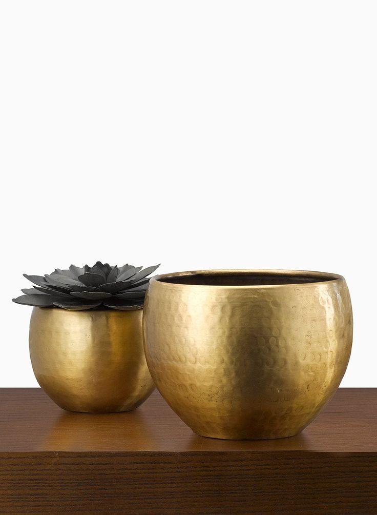 Best 25 Brass Planter Ideas On Pinterest Indoor