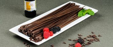 Ideas for Chocolate Pasta Noodles