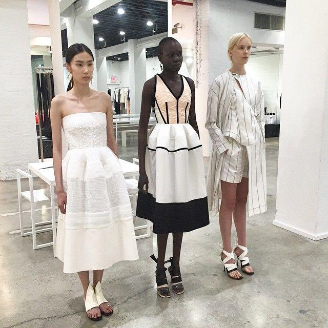 Inside-out couture balenciaga Resort 2016