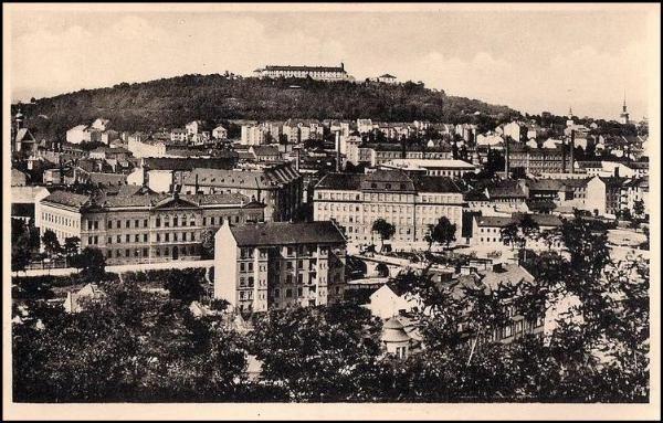 Brno - Staré Brno (1951)