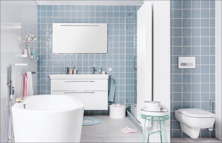 Vintage Line badkamer - Modieuze badkamer