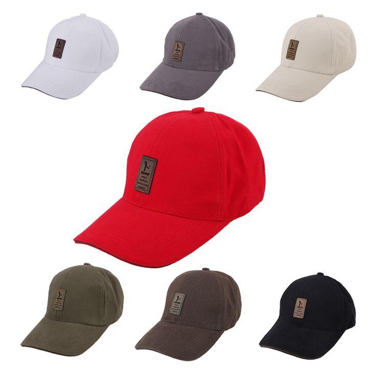 Unisex Golf  Sports Hat Sun UV Protection Baseball Cap Adjustable Strap Back Trucker Hats