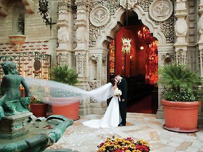 The Mission Inn Hotel and Spa Riverside CA Wedding Location Inland Empire wedding venue 92501