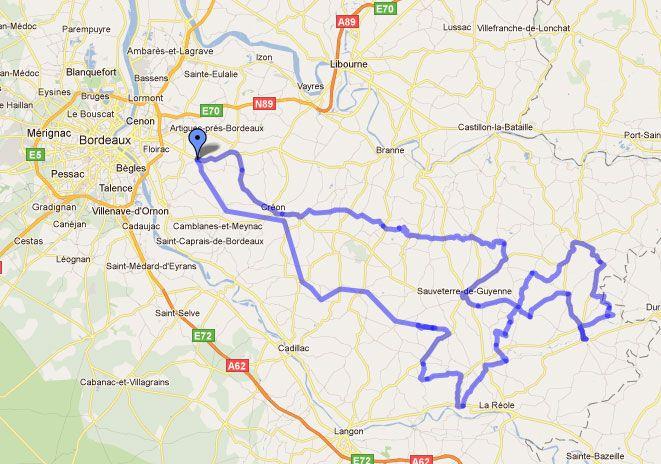Sur la route des vins de Bordeaux en Entre-deux-Mers - Destination vignobles, vacances au coeur des vignes du bordelais en Entre-deux-Mers, gites, chambres d'hôtes, restaurants, route des vins, loisirs, visite, patrimoine, châteaux viticoles, producteurs