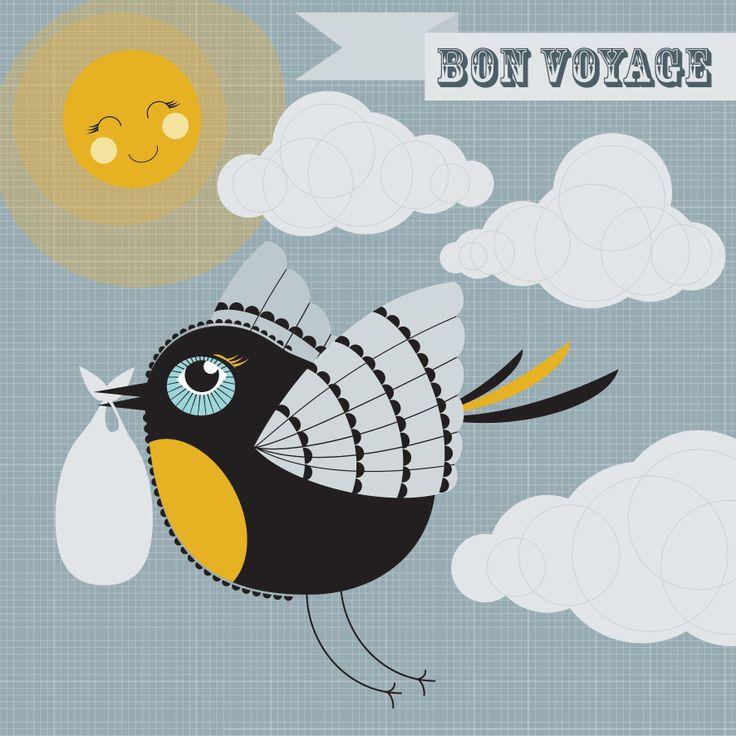 Holiday bird.