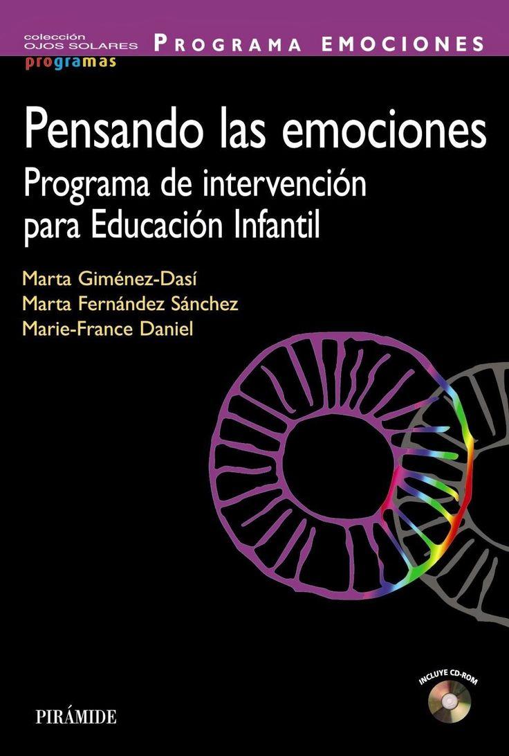 Educando Corazones: Programa Emociones - Educación Infantil