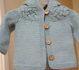Det har gått en stund siden jeg har blogget nå, dette skyldes ikke at jeg har lagt strikkingen på hylla, tvert i mot. Jeg ble mamma for førs...