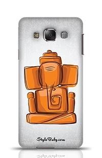 Lord Ganesha Samsung Galaxy E7 Phone Case