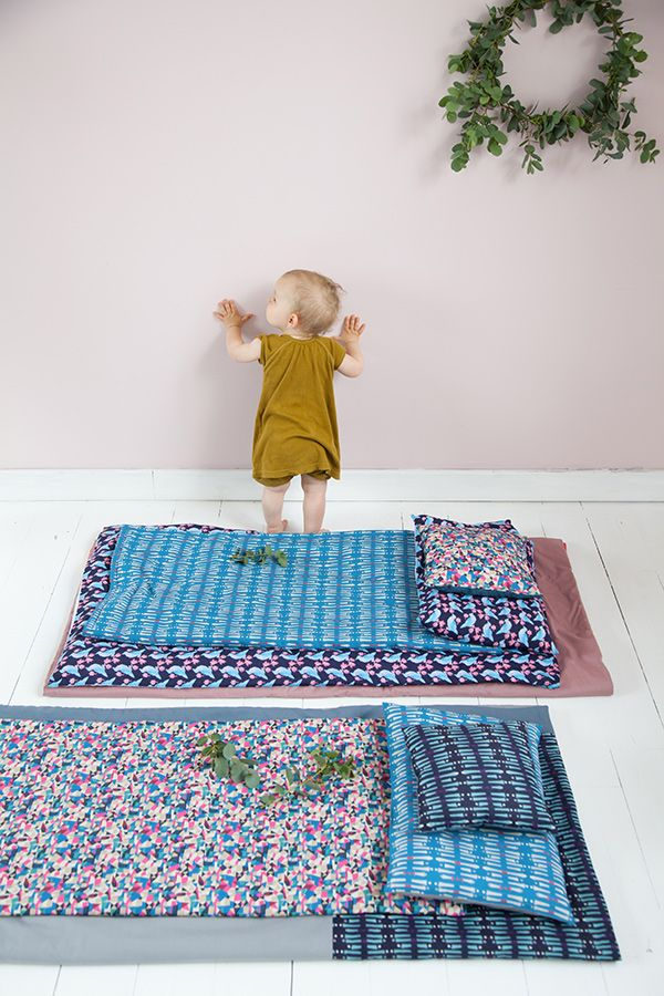 New home line for kids by Adeline Affre