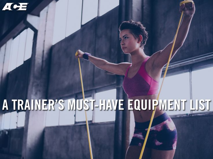 Here are some great ideas for building your personal trainer toolbox at a relatively low cost.