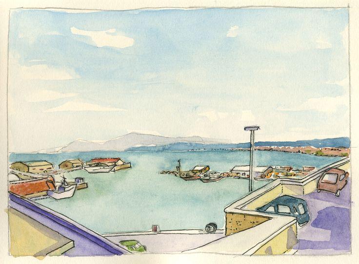 Termoli, il porto