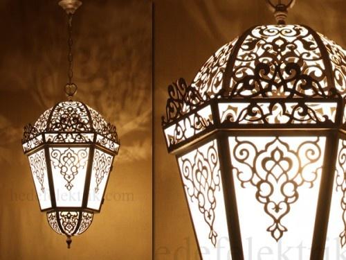 Osmanlı İşlemeli Sarkıt #ottoman #osmanli #lighting #aydinlatma