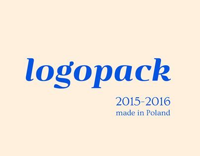 "Check out new work on my @Behance portfolio: ""Logopack 15/16"" http://be.net/gallery/38645795/Logopack-1516"