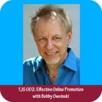 TJS 002 Effective Online Promotion With Bobby Owsinski.  This is a great podcast with Bobby providing some great #SocialMediaTips for #Musicians