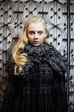 Juliana Sissons Knitwear Armour