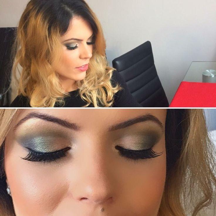 www.makeupelena.ro Verde! 💐