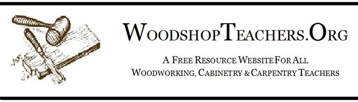 WoodshopTeachers.org