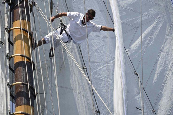 Les Voiles d'Antibes 2015 by Laurent Masson - Les Voiles d'Antibes - #lesvoilesdantibes #antibes #portvauban #sailing #regatta #gaastra