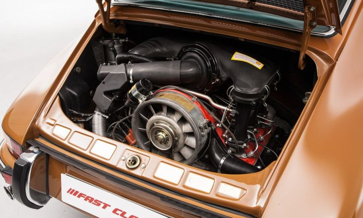 Porsche 911 2.4 S For Sale - Engine and Transmission 3