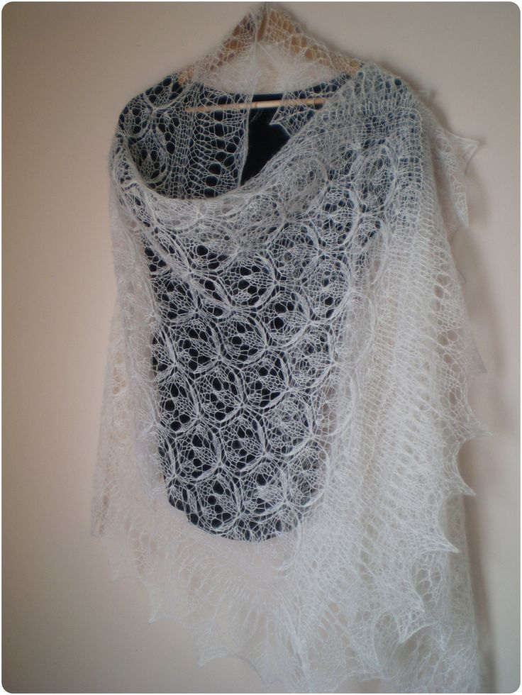 Wedding Knitting Patterns : 180 Best images about Estonian lace knitting on Pinterest Traditional, Knit...