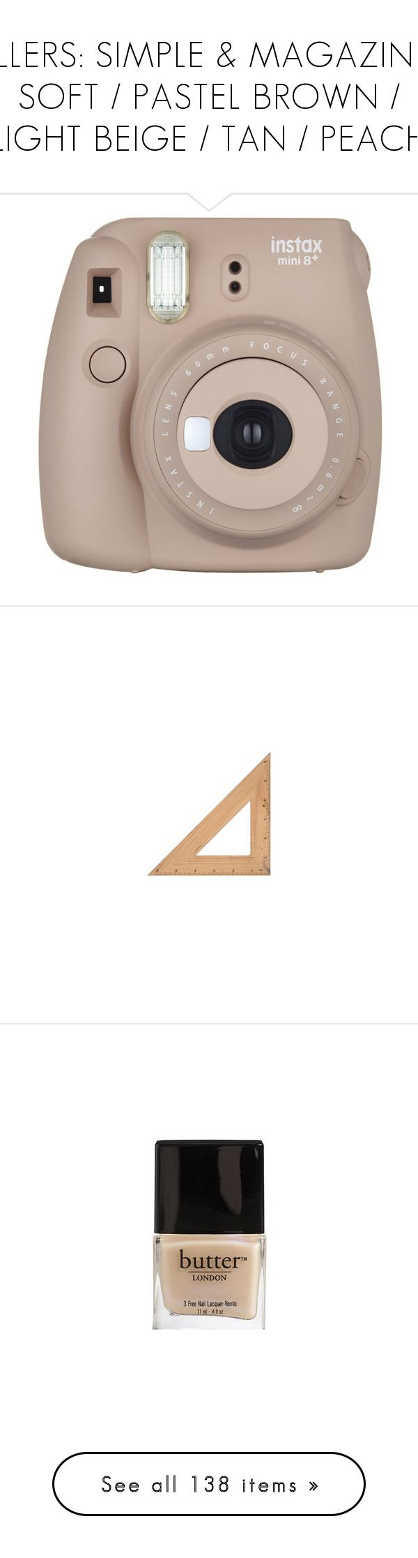 """""""FILLERS: SIMPLE & MAGAZINE 