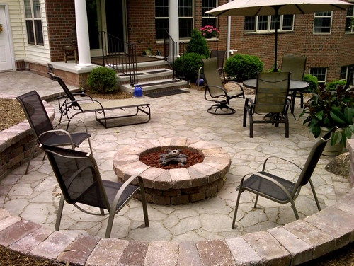 30 best paver patio images on pinterest outdoor ideas outdoor