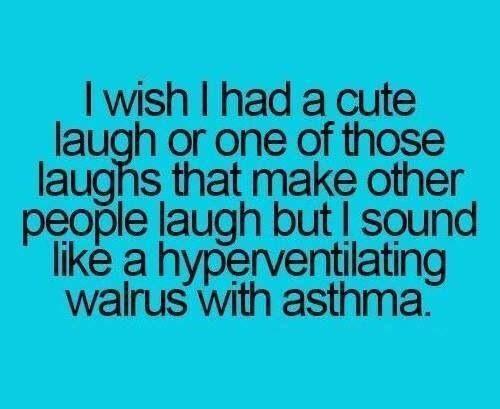 Haha that's me sadly.