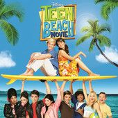 Top 10 Albums: Various Artists - Teen Beach Movie (Soundtrack) artwork