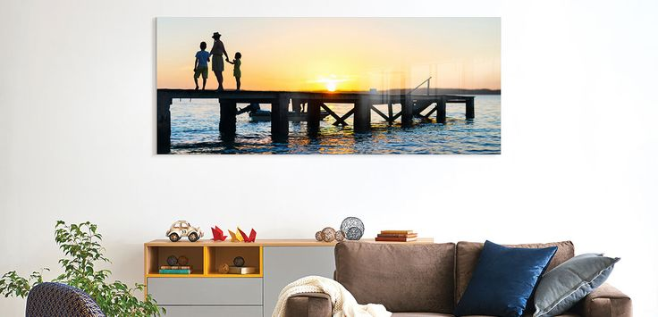 Want to make your favourite photo or image come alive? Create an impressive wall print for your partner that's unique and blends well with any decor. Visit #PrintsOnGlass to know more.
