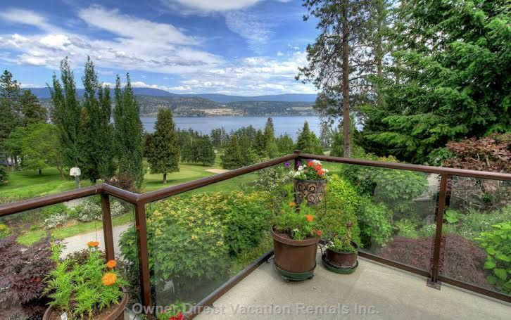 Enjoy everything Lake Okanagan Resort has to offer from the luxury of your own private retreat with spectacular views and landscape.