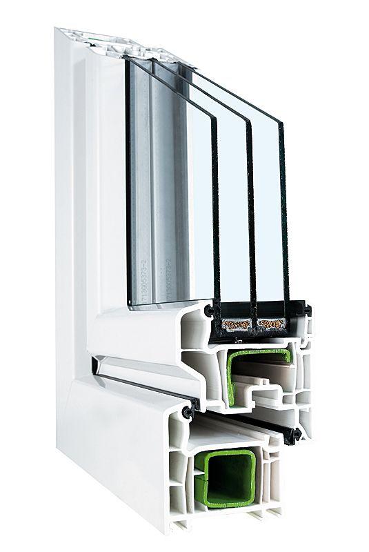ABM - Jędraszek: Okna i Drzwi PCV i ALU - SWINGLINE 84