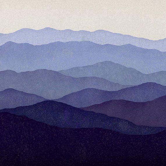 Landscape Mountain Simple
