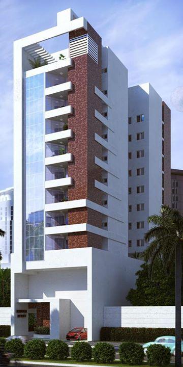 Edificios Modernos, Fachada