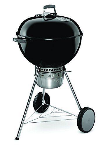 Weber Original Kettle Premium 57cm black (14401004) -- via Amazon Partnerprogramm
