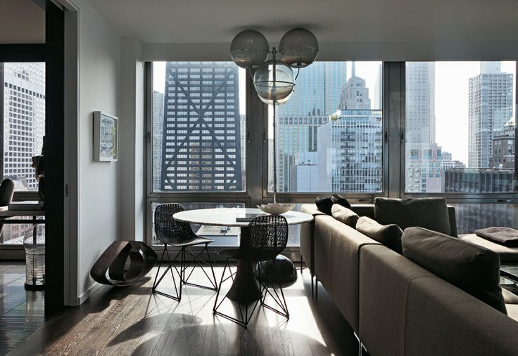 Penthouse d'autore a Chicago