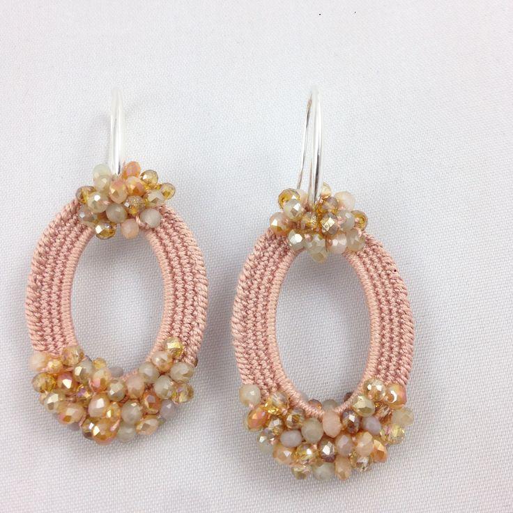 teresacosimeli rev crochet earrings