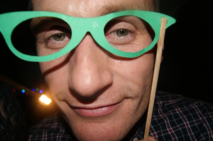 Glasses prop