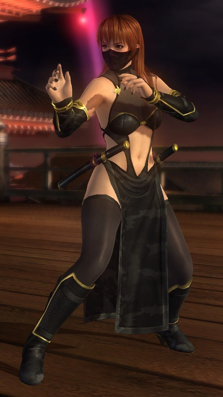 games kasumi dead or - photo #32