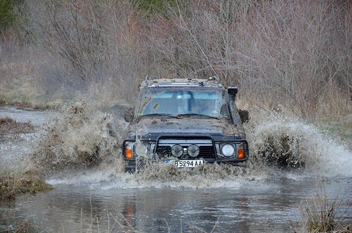 Patrol in river