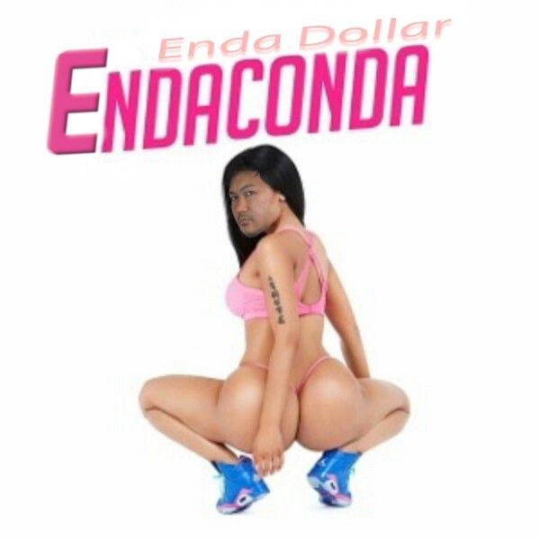 Enda Dollar New Cover By Nicki Minaj