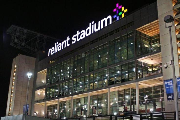 NRG Stadium in Houston, TX