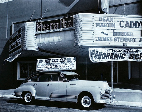 Meralta Theater, Downey, California by The Downey Historical Conservancy, via Flickr I grew up watching movies in this theater