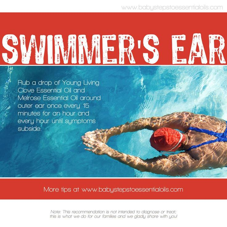 25 best ideas about swimmers ear treatment on pinterest treatment for swimmer 39 s ear swimmers for What causes ear infections from swimming pools