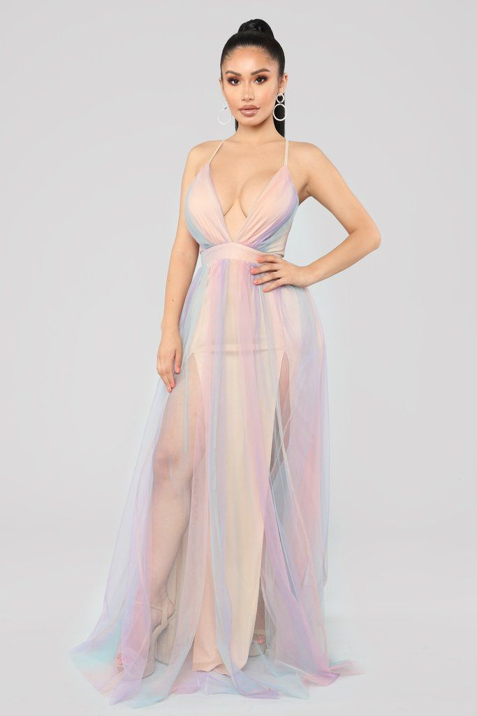 93473bd6ab Sherbert Maxi Dress - MultiColor in 2019